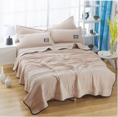 ❄️Cool Ice Silk Summer Blanket Queen King Size-Perfect For Summer(Summer Time Limit-50% OFF)