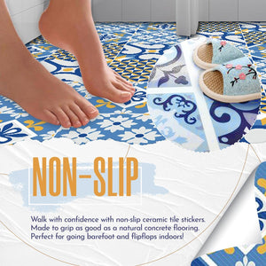 Non-Slip Ceramic Tile Stickers