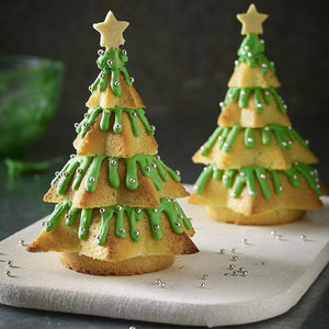 Christmas Tree Cake Mould