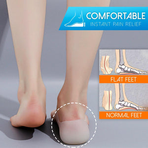 Concealed Footbed Enhancers