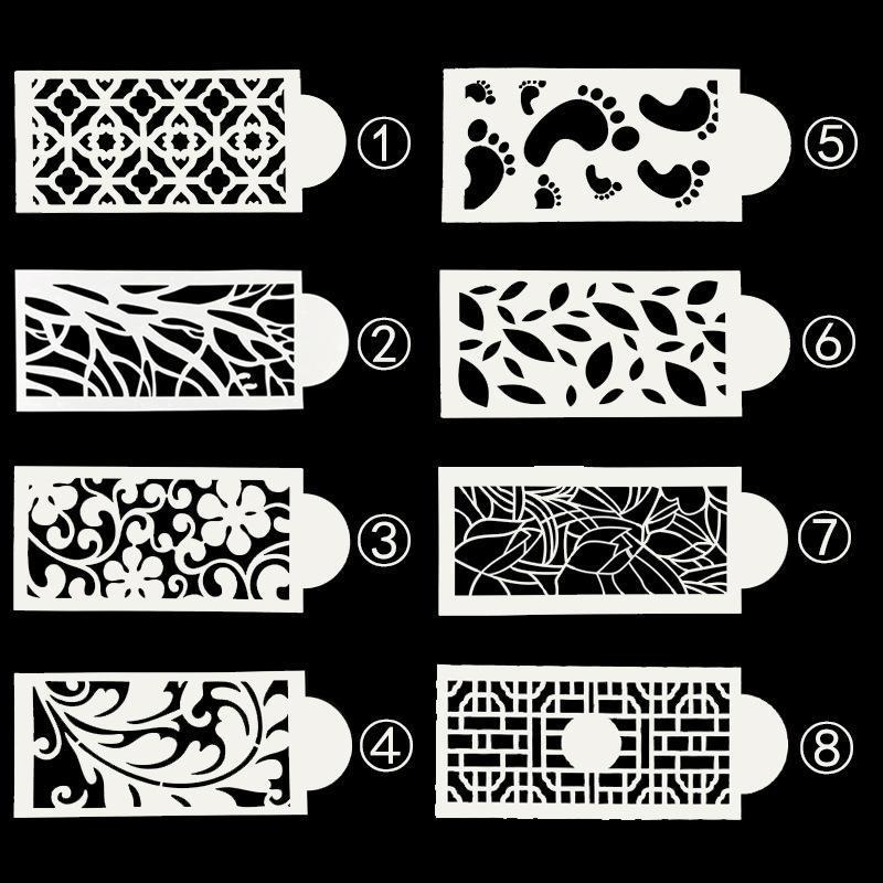 (Pre-Sale) DIY Cake Lace Decoration Mould