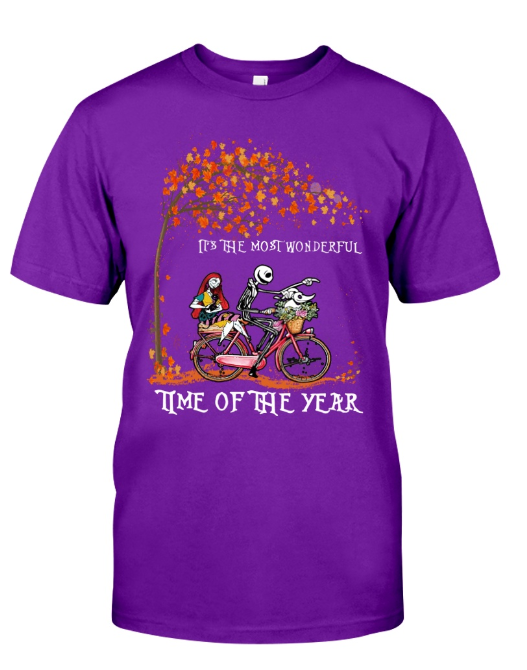 Premium T-Shirt: HALLOWEN DAY - Time Of The Year Classic T-Shirt