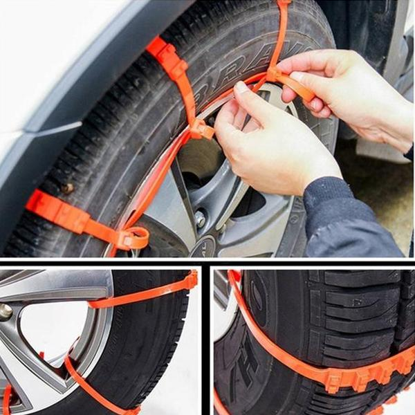 HOT SALE - Anti-skid cable ties for new portable vehicles (BUY 8 GET 40% OFF)