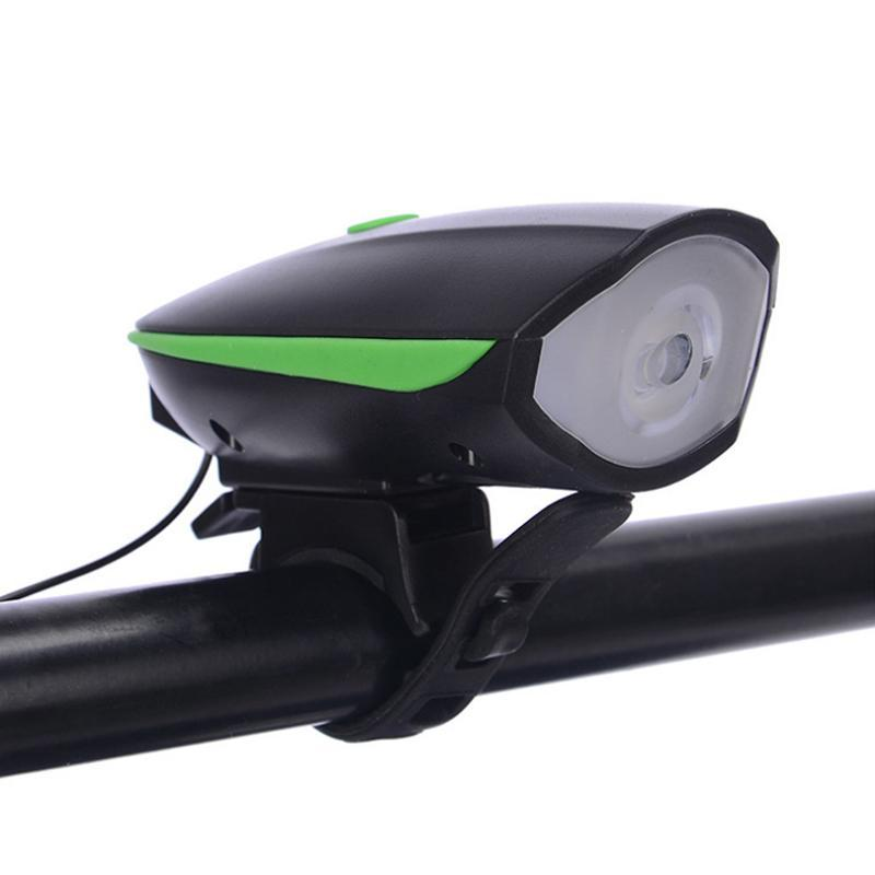 Bicycle USB Charging Horn Front Light
