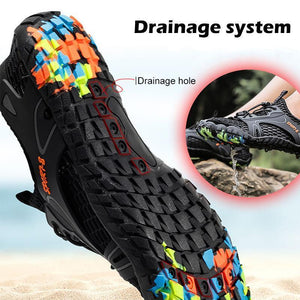 Men's Outdoor Quick-drying Hiking Shoes