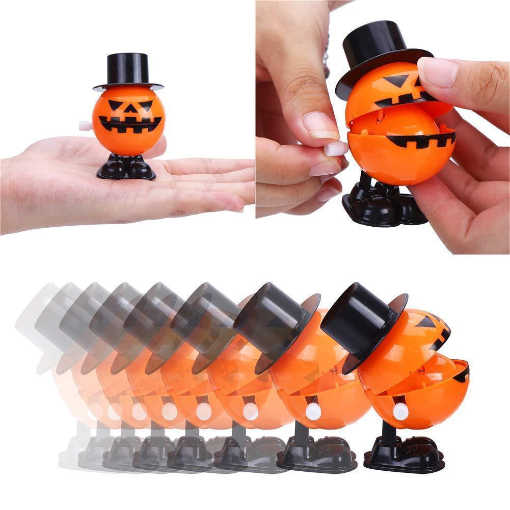 13 pcs Halloween Wind-Up Toy (at random)