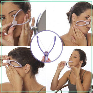 Brow & Facial Hair Threading Tool