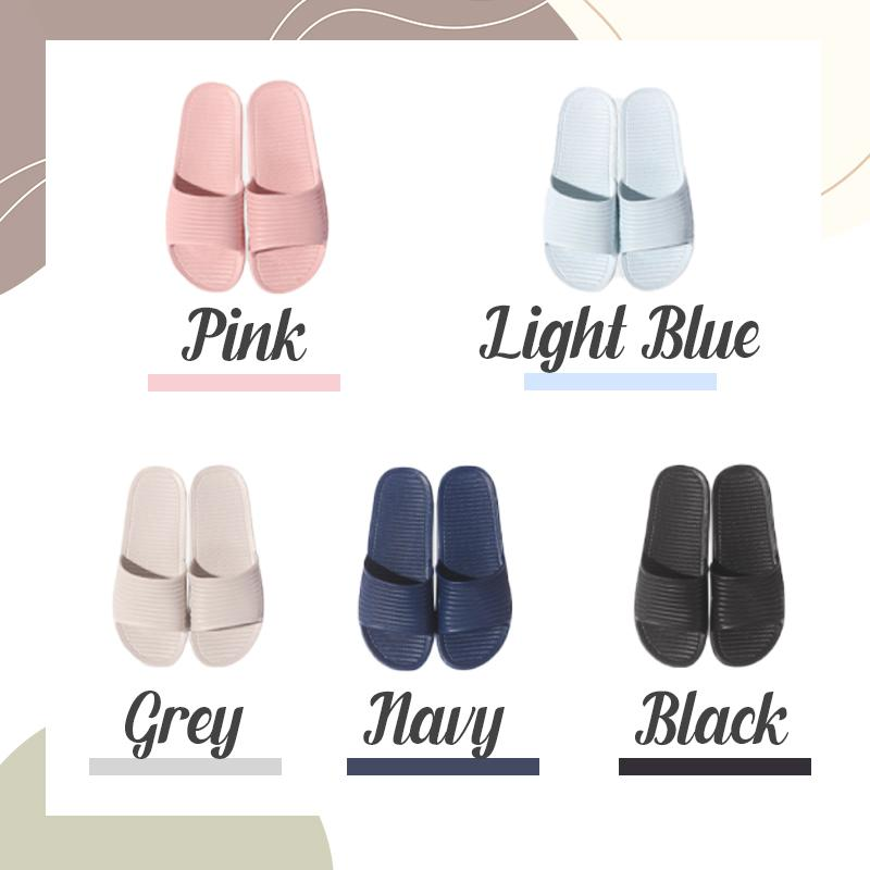 FootRelax Non-Slip Cushion Slippers