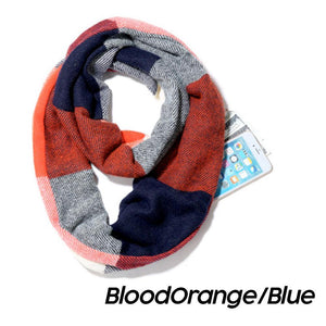 Travel Scarf With Hidden Pocket - Meao B