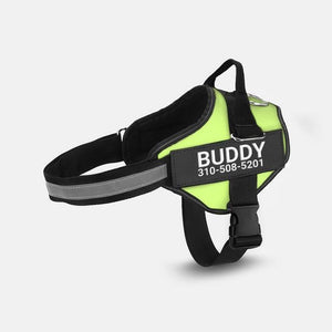 TrueHarness™ The Personalized No-Pull Dog Harness