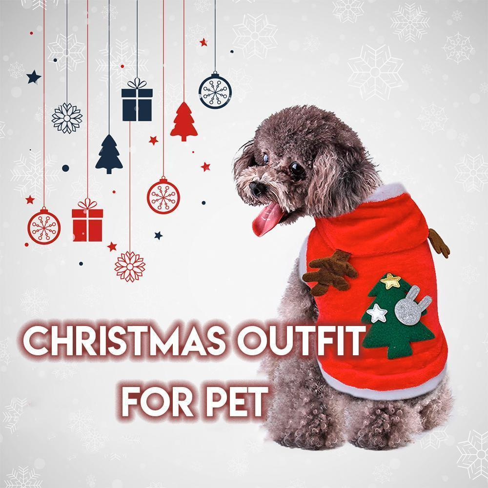 Christmas Outfit for Pet