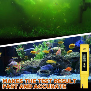 Waterproof pH Meter Pen