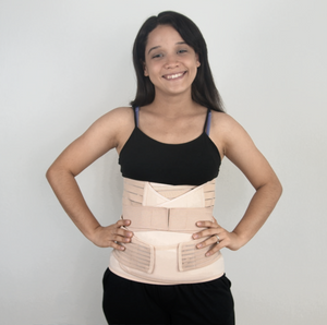 3- Piece Postnatal Support Belly Band