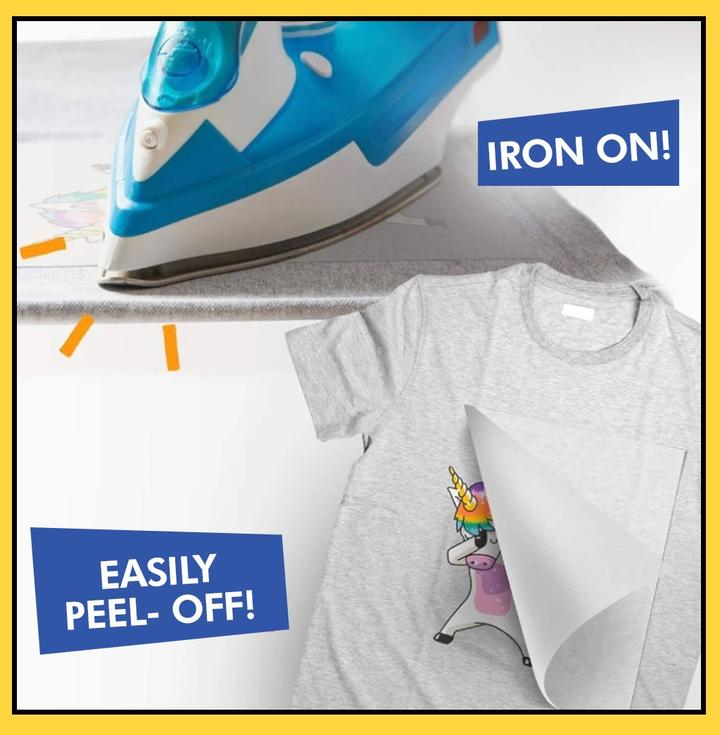 PrintOnMe Heat Transfer Paper-DIY The Perfect Gift For Mother's Day