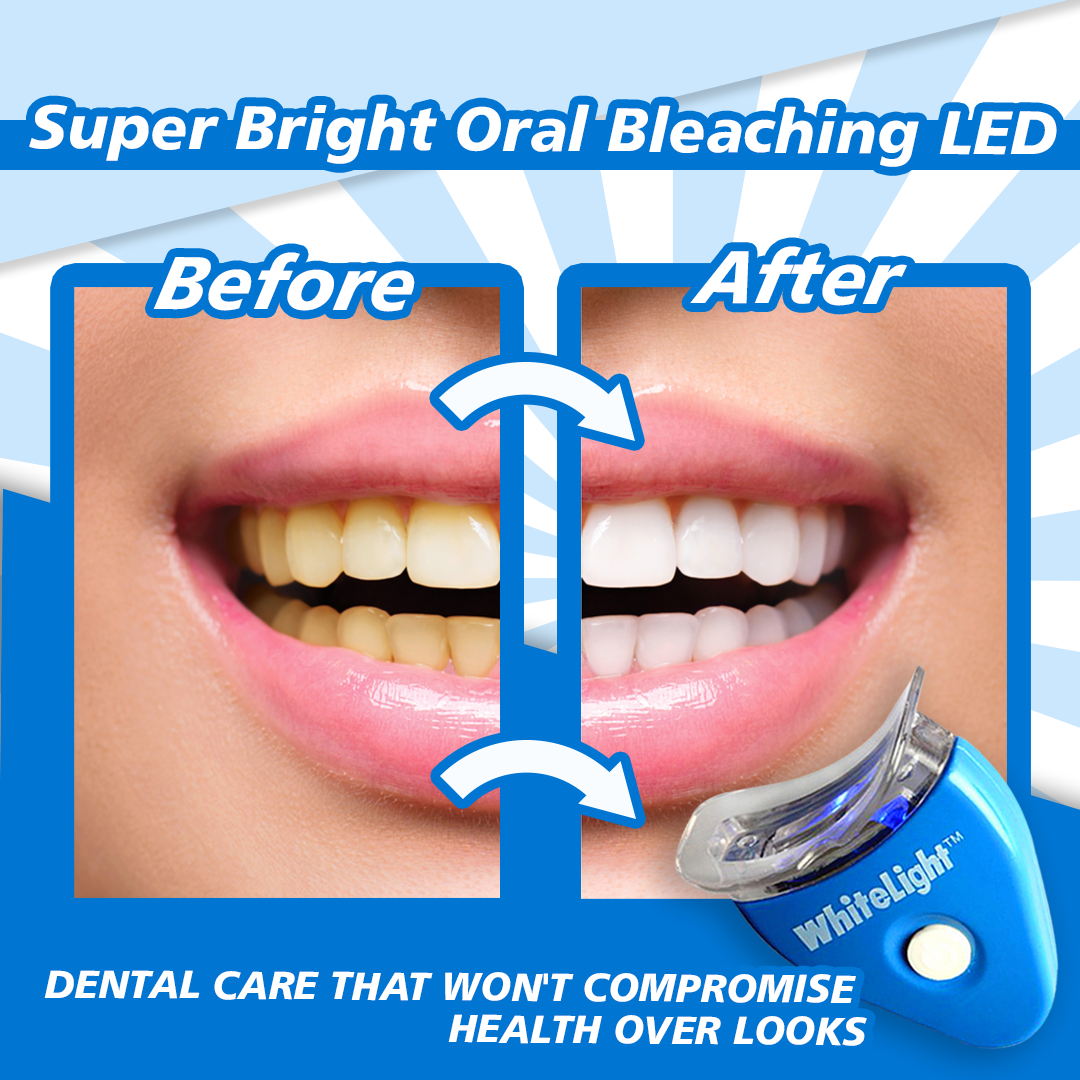 WhiteLight™ Teeth Whitening Device