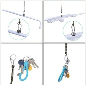 High Performance Gravity Hook, Multifunctional Stainless Steel