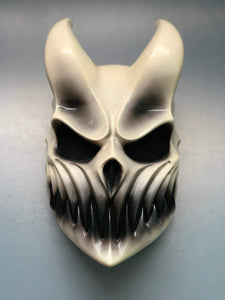 "SLAUGHTER TO PREVAIL MASK "" KID OF DARKNESS"""