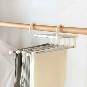 MULTI-FUNCTIONAL PANTS RACK ( PROMOTION - 50% OFF)