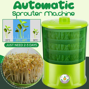 Automatic Sprouter Machine