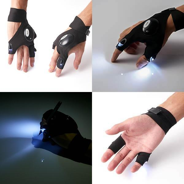 Universal Lit Up Glove - A Torch Light That Never Drops!-Next Deal Shop-Next Deal Shop