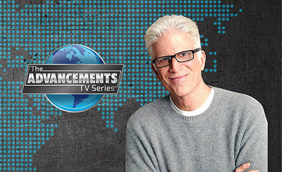 Innocent Armor - featured on Advancements TV with Ted Danson
