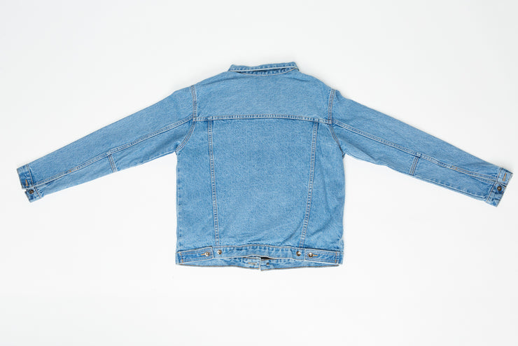 Bullet Resistant Men's Denim Jacket