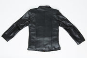 Bullet Resistant Women's Leather Jacket