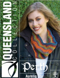 Aurelia Cowl pattern from Queensland for Perth Yarn.