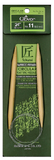Clover Bamboo fixed Circular Knitting Needles.  Size  US 11 x 24""