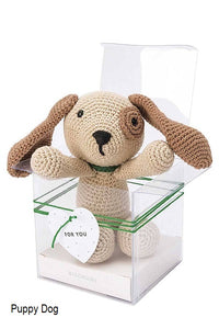 Rico design Ricorumi Kits for crocheted animals. Perfect size for hugging!