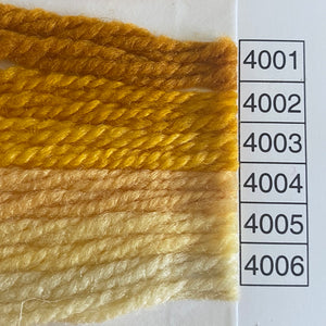 Waverly Wool for Needlepoint.  4000 series