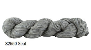 Serena from Manos Del Uruguay.  A smooth plied blend of pima cotton and baby alpaca.