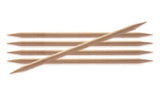 Basix Birch Double Pointed Needles, 8""