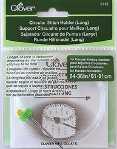 Circular Stitch Holder, Long