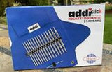 Addi Rocket2 {Squared}, Long Tip Click Interchangeable Needle Set