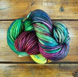 Alegria Grande from Manos Del Uruguay. A blend of superwash Merino and Polyamide