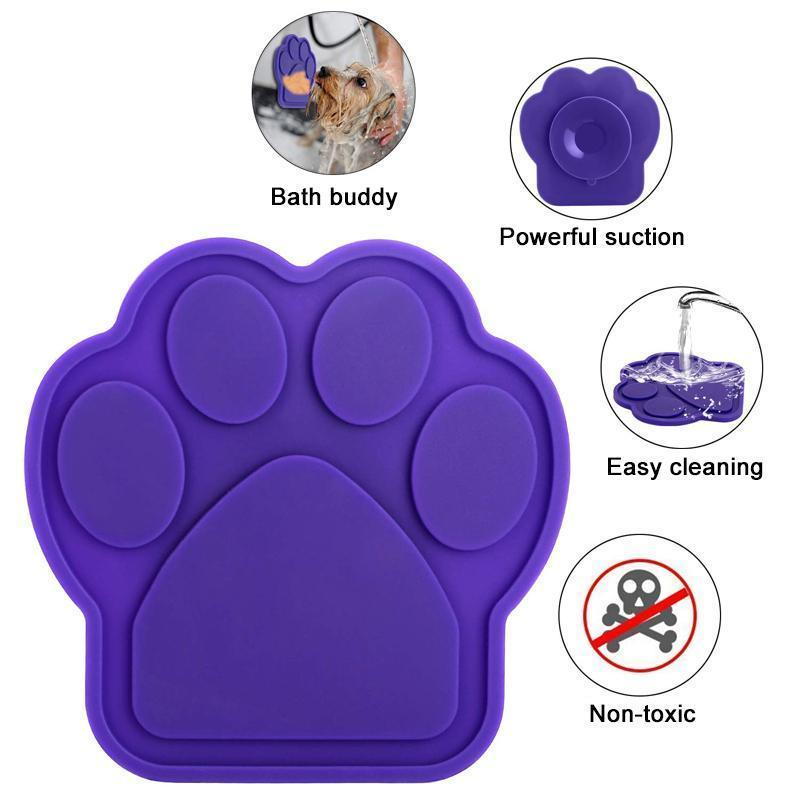 BathBuddy for Dogs - The Original Dog Bath Toy