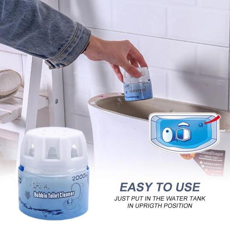 Nowsparkle™ Automatic Bubble Toilet Cleaner