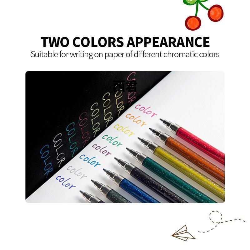 Nowsparkle™ Juice Color Gelly Roll Gel Pens- Blingbling Sparkling