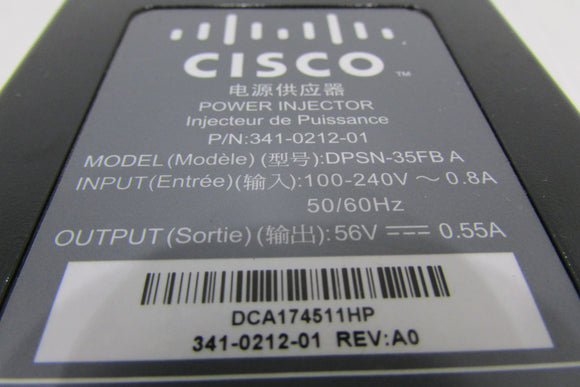 Cisco AIR-PWRINJ4