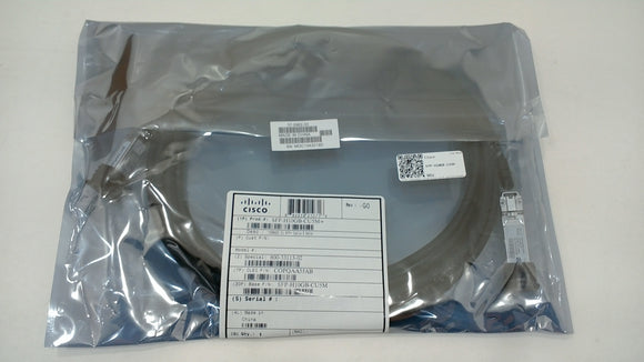 Cisco SFP-H10GB-CU5M