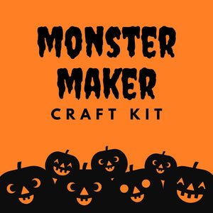 Monster Maker Craft Kit
