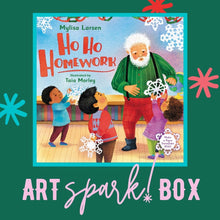 Load image into Gallery viewer, Ho! Ho! Homework - Artspark! Box