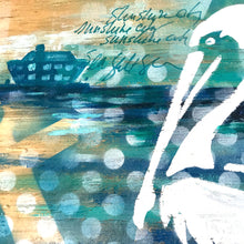 Load image into Gallery viewer, Pelican Pete 2 (original painting)
