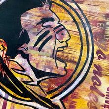 Load image into Gallery viewer, Go Noles! (original painting)