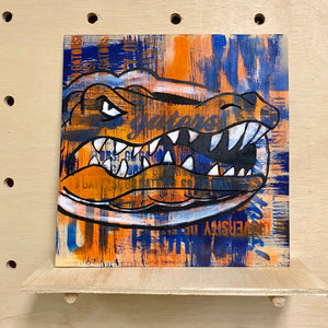 Go Gators! (original painting)