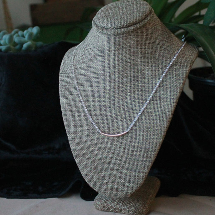 Rose Gold Everyday Necklace