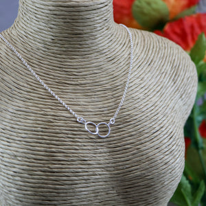 Eternal Ring Necklace