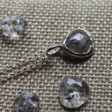 Load image into Gallery viewer, April Birthstone Necklace
