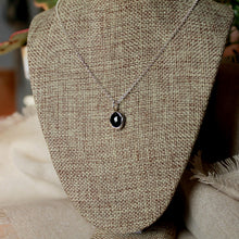 Load image into Gallery viewer, Black Tourmaline Necklace